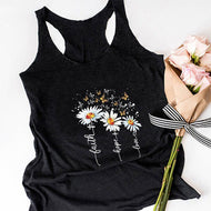 Personalized Daisy Flying Fashion I-Vest