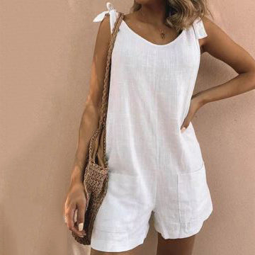 Fashion casual Jumpsuit