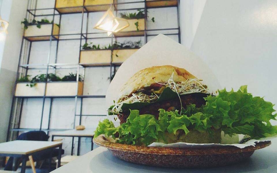 Krowarzywa , the healthiest vegan fast food in Warsaw