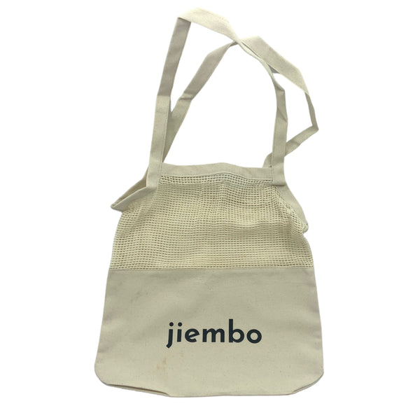 Eco Shopping Tote Bag - Jiembo