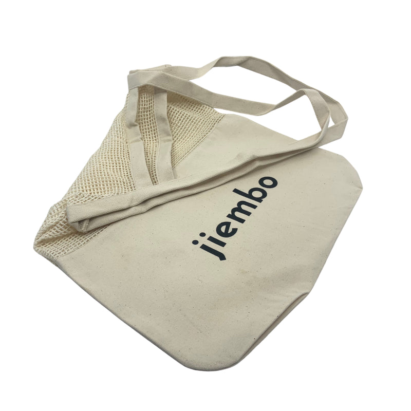 Reusable Eco Shopping Tote Bag - Jiembo