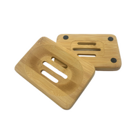 Eco Designed Bamboo Soap Holder - Jiembo