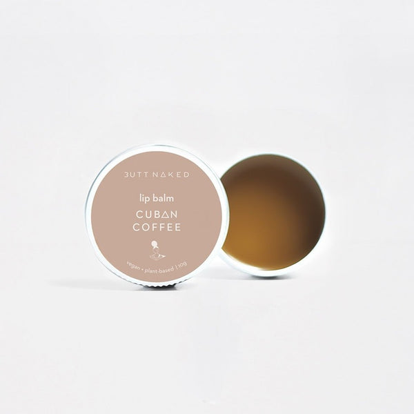 Cuban Coffee Lip Balm
