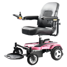 Load image into Gallery viewer, Merits Health - P321 EZ-GO Portable Super Light Power Chair BLUE RED TURQUOISE PINK WHITE 👩‍🦼 - All Wheels Mobility