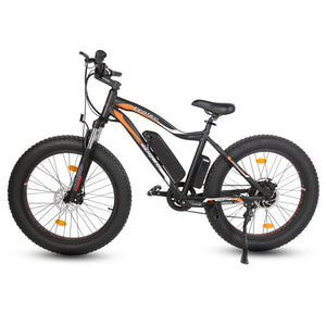 ECOTRIC - Rocket Fat Tire Beach Snow 500V 36V Electric Bike MATTE BLACK, BLUE 🔥🚴‍ HOT SUMMER SELLER!! PLUS FREE GIFT!! 🎁 - All Wheels Mobility