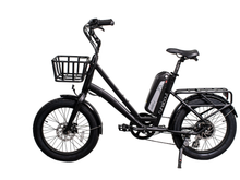 Load image into Gallery viewer, Revi Bikes – The Runabout 500W 48V Electric City Bike PEARL WHITE, OBSIDIAN BLACK 🚴‍♂️ - All Wheels Mobility