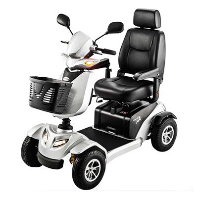 Merits Health - S941A1 Silverado Scooter SILVER 🛵 - All Wheels Mobility