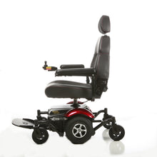 Load image into Gallery viewer, Merits Health - P326 Vision Sport Power Chair RED BLUE 👩‍🦼 - All Wheels Mobility