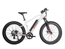 Load image into Gallery viewer, Revi Bikes – The Predator 500W 48V Fat Tire Electric Bike MATTE BLACK, PLATINUM GRAY 🚴‍♂️ - All Wheels Mobility