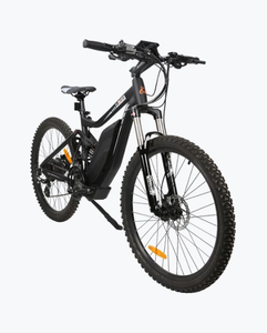 ECOTRIC - Tornado 750W 48V Full Suspension MTB Electric Bike MATTE BLACK 🔥🚴‍ HOT SUMMER SELLER!! PLUS FREE GIFT!! 🎁 - All Wheels Mobility