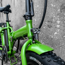 "Load image into Gallery viewer, Eunorau - FAT-MN E-Bike 20"" BLACK or GREEN  🚴‍♂️ - All Wheels Mobility"