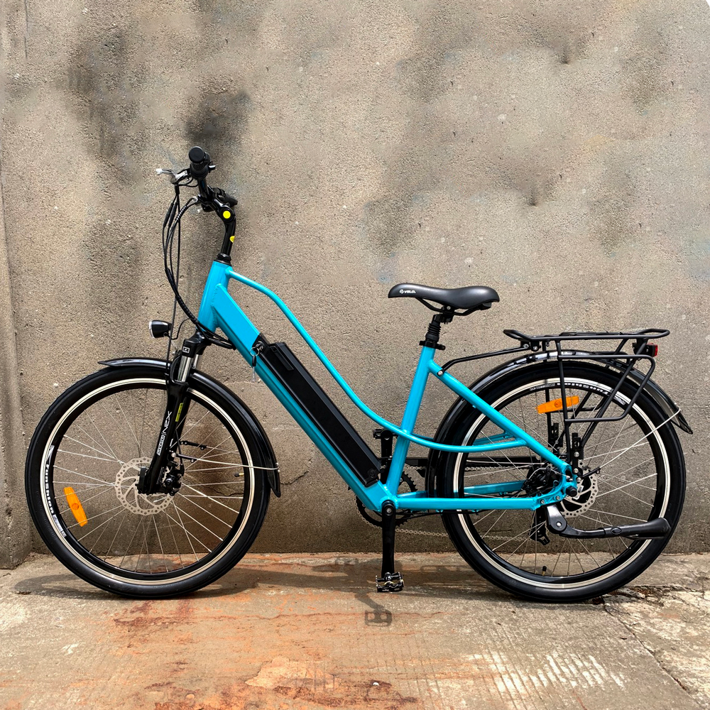 Eunorau - Torque E-Bike RED GREEN BLUE 🚴‍♂️ - All Wheels Mobility