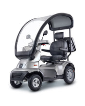 Load image into Gallery viewer, AFIKIM - Afiscooter S 4 Scooter Single, Dual Seat or Touring SILVER BLUE GREY RED 🛵 - All Wheels Mobility
