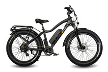 Load image into Gallery viewer, EWheels - BAM-Supreme 750W 48V E-Bike BLACK  🚴‍♂️ - All Wheels Mobility