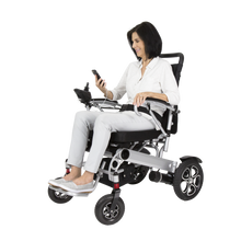 Load image into Gallery viewer, Vive Health - Foldable Power Wheelchair  🛵 - All Wheels Mobility