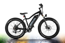 "Load image into Gallery viewer, Himiway - Cruiser 26"" 750W E-Bike BLACK 🚴‍♂️ - All Wheels Mobility"