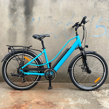 Load image into Gallery viewer, Eunorau - Torque E-Bike RED GREEN BLUE 🚴‍♂️ - All Wheels Mobility