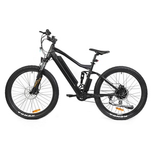 Eunorau - UHVO E-Bike BLACK GREY 🚴‍♂️ - All Wheels Mobility