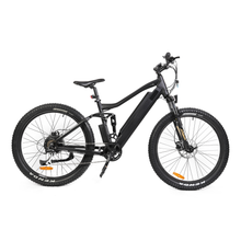 Load image into Gallery viewer, Eunorau - UHVO E-Bike BLACK GREY 🚴‍♂️ - All Wheels Mobility