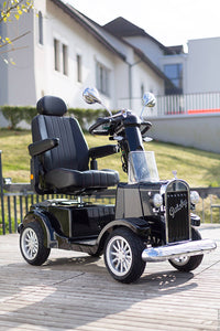 Vintage Vehicle USA's - Gatsby X Vintage Electric Luxury Scooter 🛵 - All Wheels Mobility