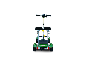 EV Rider - 4-Wheel Gypsy Scooter GYPSY RED, OCEAN BLUE or PEARL GREEN 🛵 - All Wheels Mobility