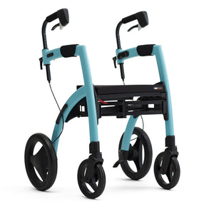 Triumph Mobility - Rollz Motion Walker PEBBLE WHITE, ISLAND BLUE, BLACK, DARK PURPLE 🦽 - All Wheels Mobility