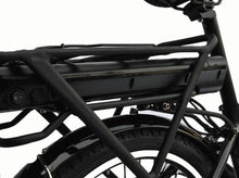 "Load image into Gallery viewer, Micargi - Nova 20"" 250W 36V Aluminum Compact Folding Electric Bike BLACK, MATTE BLACK 🚴‍♂️ - All Wheels Mobility"