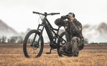 Load image into Gallery viewer, Rambo Bikes - The Rambo Rampage 1000W 48V XPFS Xtreme Fat Tire E-Bike BLACK/GREEN  🚴‍♂️ - All Wheels Mobility