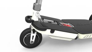 Moving Life - ATTO Folding Mobility Scooter WHITE 🛵 - All Wheels Mobility