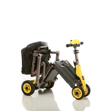 Load image into Gallery viewer, Merits Health - S542 Yoga Mobility Scooter YELLOW w/ Optional Case 🛵 - All Wheels Mobility