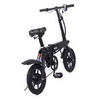 Load image into Gallery viewer, GlareWheels - X6 Foldable E-Bike BLACK 🚴‍♂️