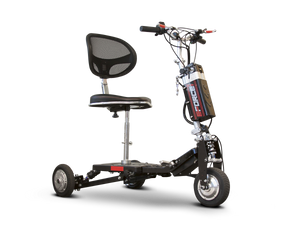 EWheels - EW-07 Electric Scooter BLACK 🛵 - All Wheels Mobility