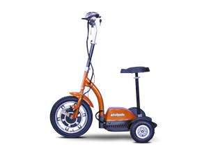 EWheels - EW-18 Electric Scooter ORANGE RED YELLOW BLACK BLUE 🛵 - All Wheels Mobility