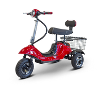Load image into Gallery viewer, EWheels - EW-19 Electric Scooter RED 🛵 - All Wheels Mobility