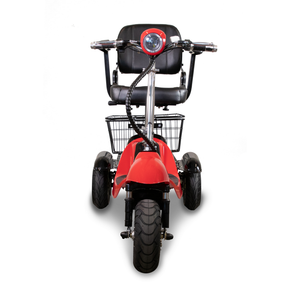 EWheels - EW-20 Electric Scooter RED/BLACK 🛵 - All Wheels Mobility