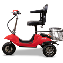 Load image into Gallery viewer, EWheels - EW-20 Electric Scooter RED/BLACK 🛵 - All Wheels Mobility