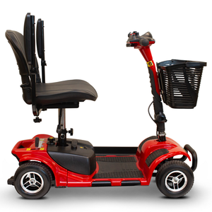EWheels - EW-M34 Mobility Scooter RED BLUE 🛵 POPULAR SCOOTER ALERT!! - All Wheels Mobility