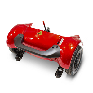 EWheels - EW-M40 Mobility Scooter RED BLUE 🛵 POPULAR SCOOTER ALERT!! - All Wheels Mobility
