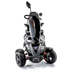 EV Rider - 4-Wheel Vita Monster Electric Scooter 🛵 - All Wheels Mobility