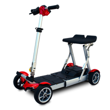 Load image into Gallery viewer, EV Rider - 4-Wheel Gypsy Scooter GYPSY RED, OCEAN BLUE or PEARL GREEN 🛵 - All Wheels Mobility