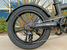 "Load image into Gallery viewer, Qualisports - Beluga 20"" 500W 48V E-Bike BLACK, SILVER GREY 🚴‍♂️ - All Wheels Mobility"