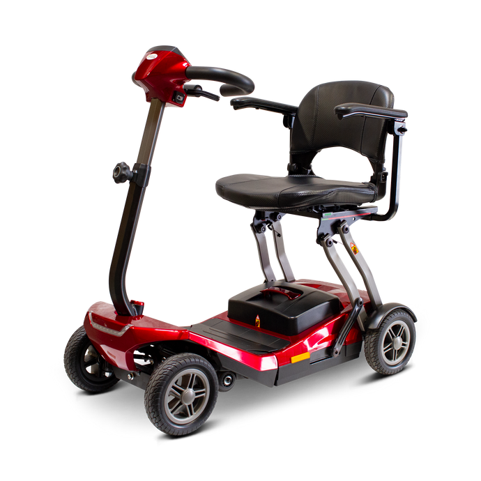 EWheels - EW-REMO Mobility Scooter RED ORANGE BLUE 🛵 POPULAR SCOOTER ALERT!! - All Wheels Mobility