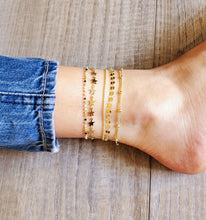 Load image into Gallery viewer, Ball Chain Anklet
