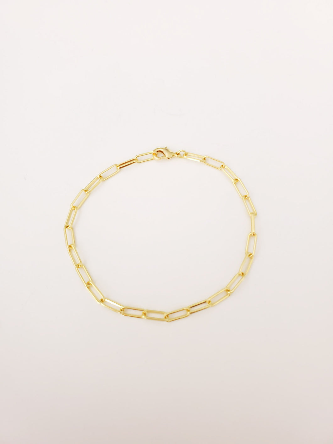 Links Chain Anklet