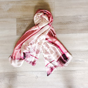 Pastel colors Scarves/Scarf