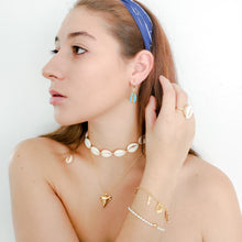 Load image into Gallery viewer, Cowrie Shell Necklace/Choker