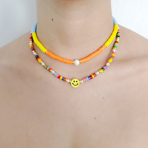 Happy Summer Necklace