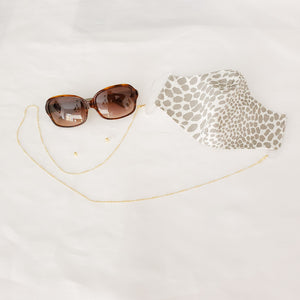 Sunglasses + Face Mask Chains