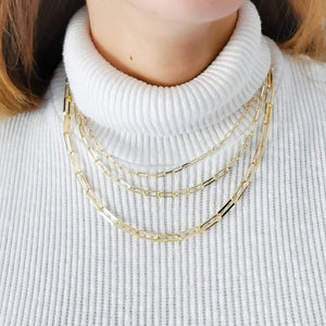 Paper Clip Choker/Necklace