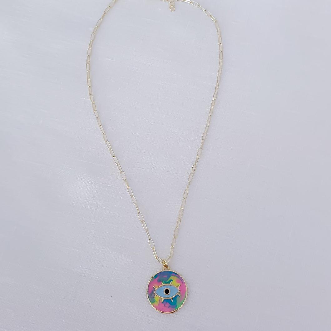 Suerte Eye Necklace